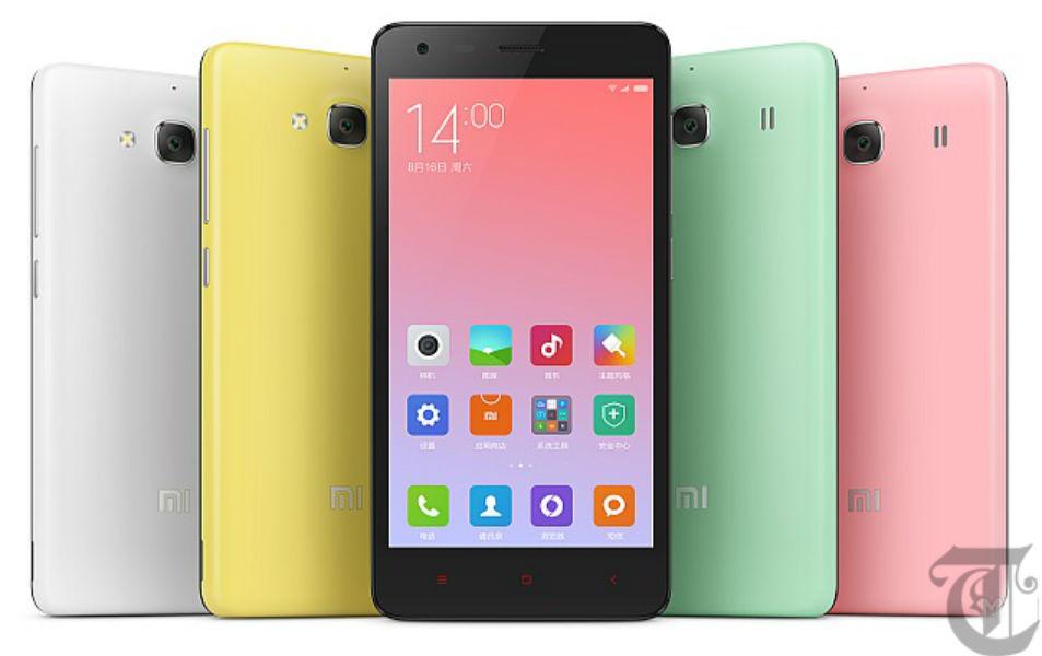 Xiaomi Redmi 2A TeCake