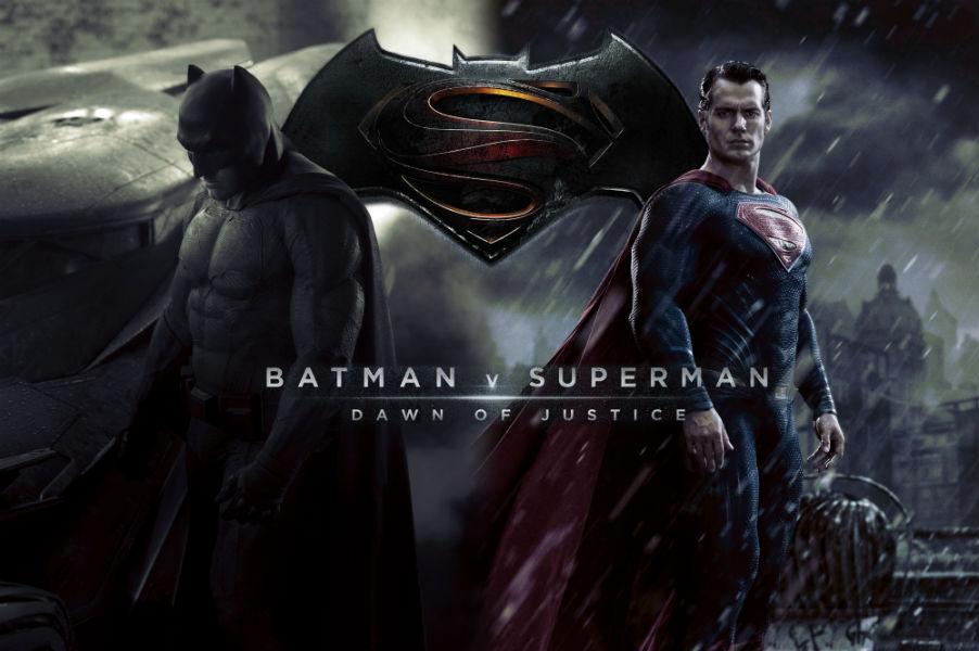 Batman V Superman - TeCake