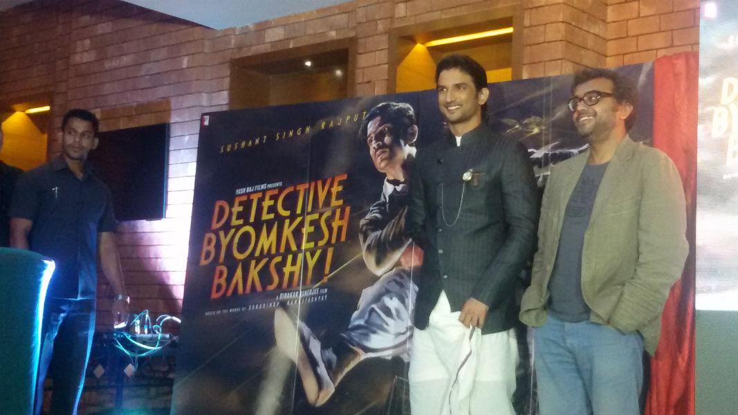 Detective Byomkesh Bakshy TeCake