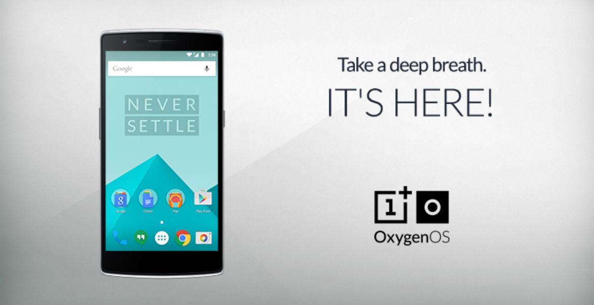 OnePlus Oxygen OS TeCake