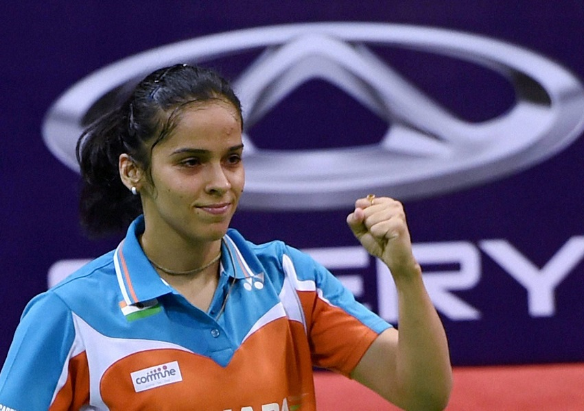 Saina again ranked World No. 1 in BWF women's singles ranking