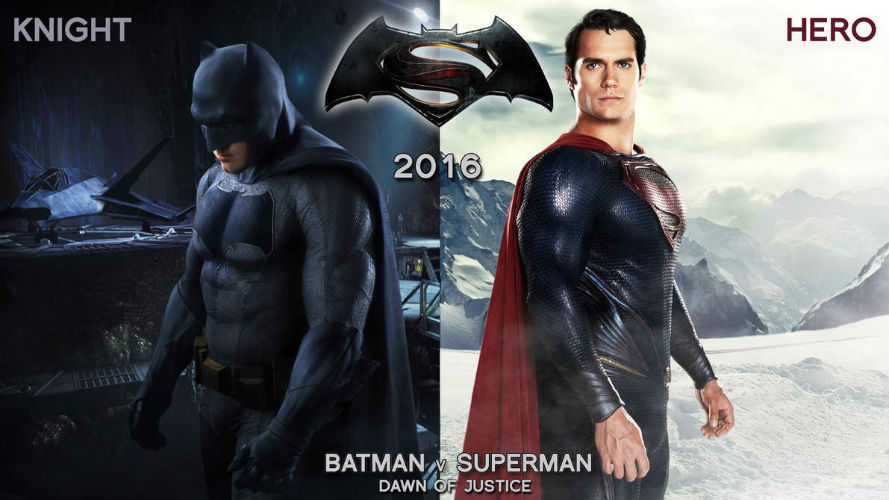 Batman V Superman trailer review