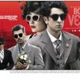 Bombay Velvet TeCake