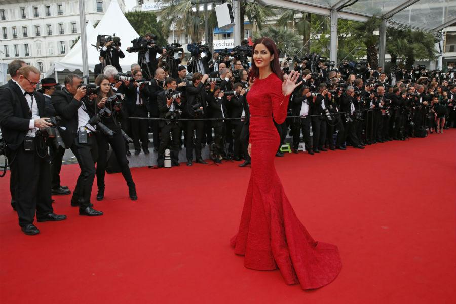 Katrina at Cannes 15 TeCake