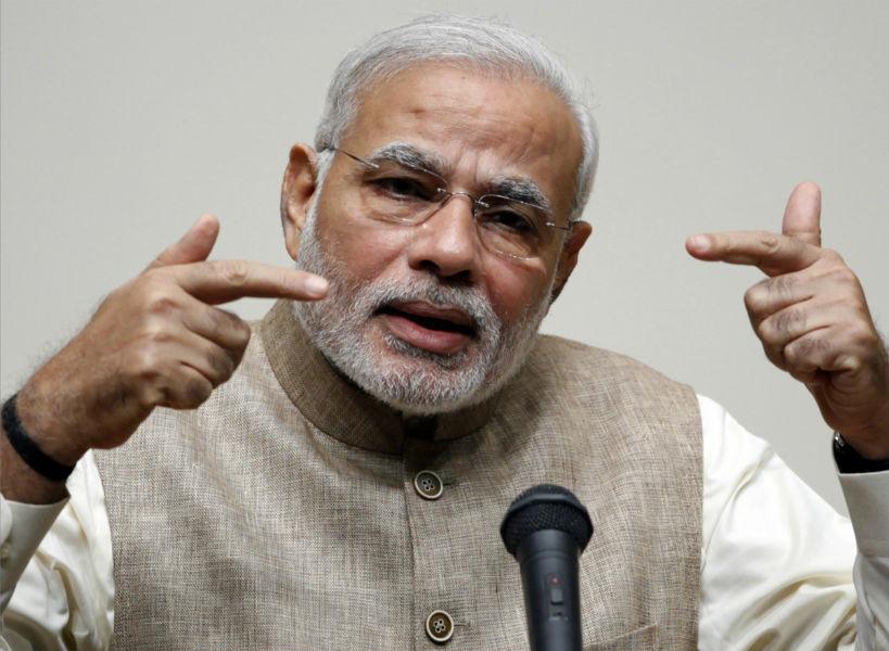 Open Letter by PM Modi showcasing his accomplishments