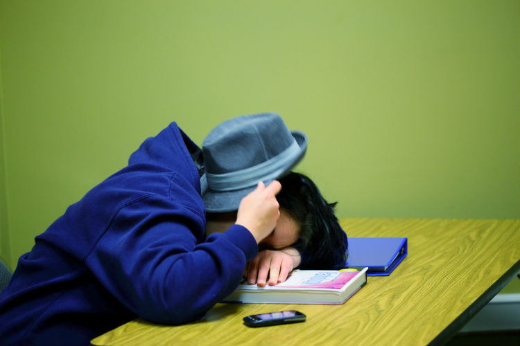 Study proves why sleeping before exams can improve results