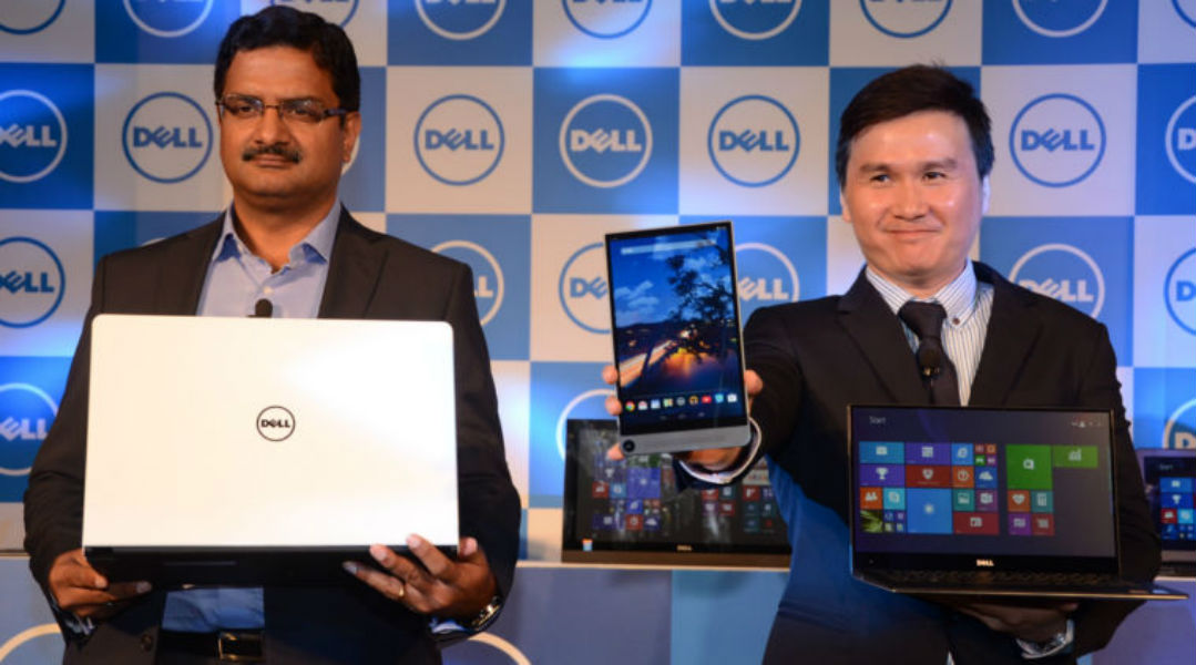 Dell launches product range 2015 TeCake