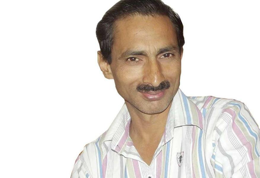 Journalist jagendra singh TeCake
