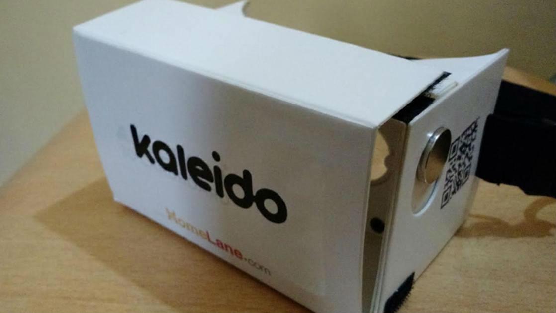 Kaleido VR Headset by HomeLane - TeCake