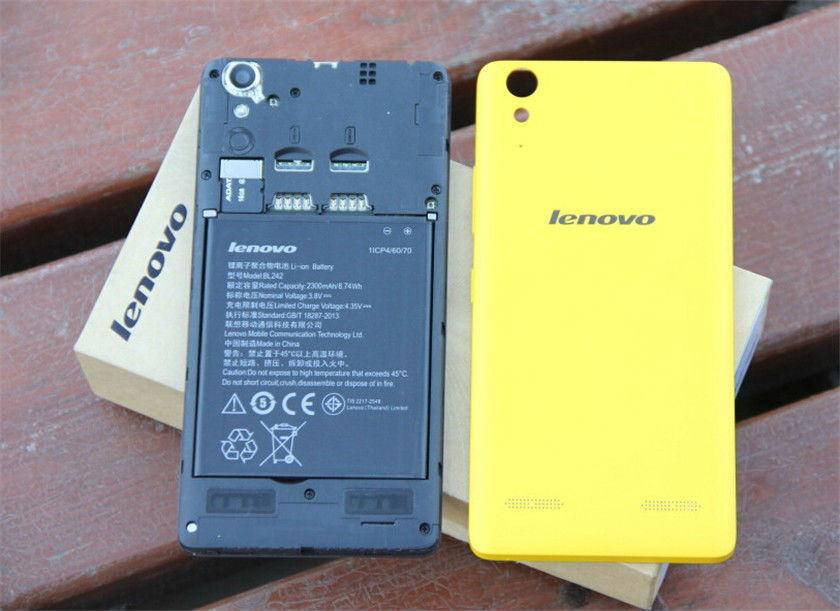 Lenovo K3 Note TeCake