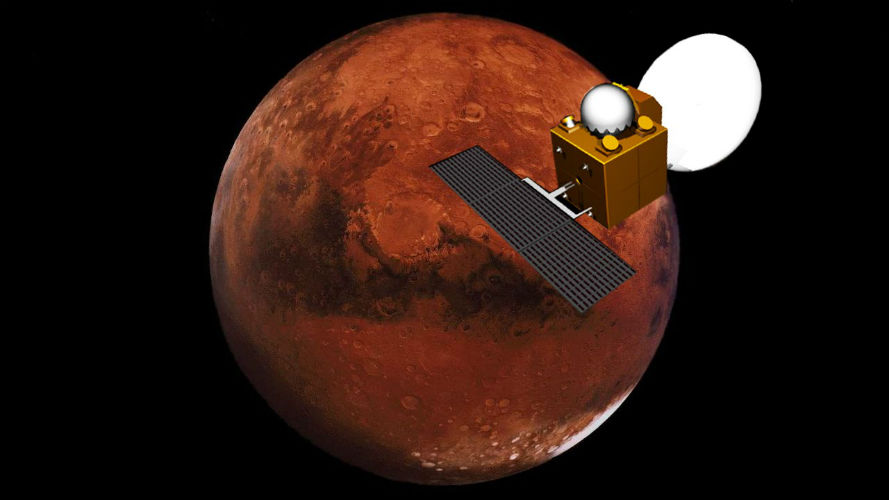 Mars Orbiter Mission can last few years more, still left with 45 kg fuel: ISRO