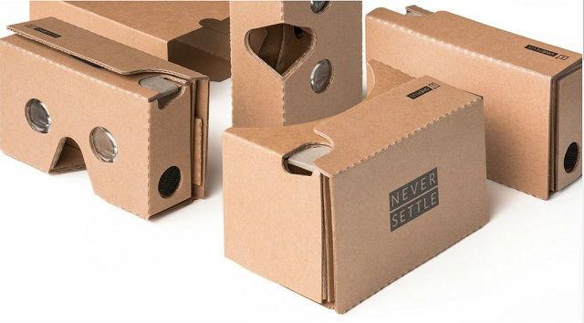 OnePlus VR Headset TeCake