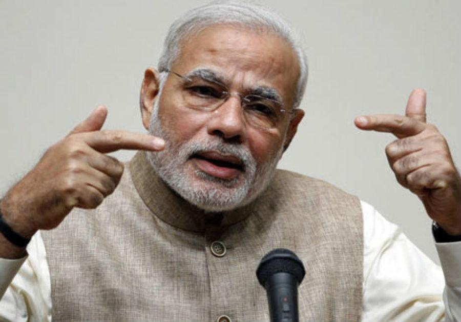 PM Narendra Modi TeCake