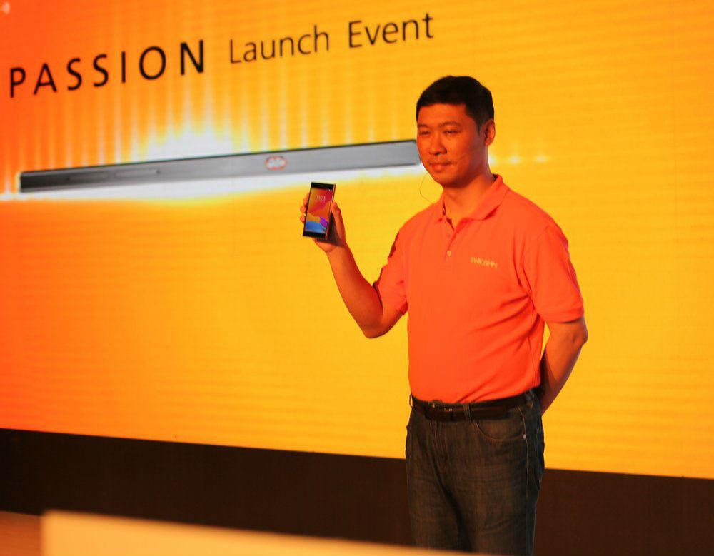 Phicomm Passion 660 launch event TeCake