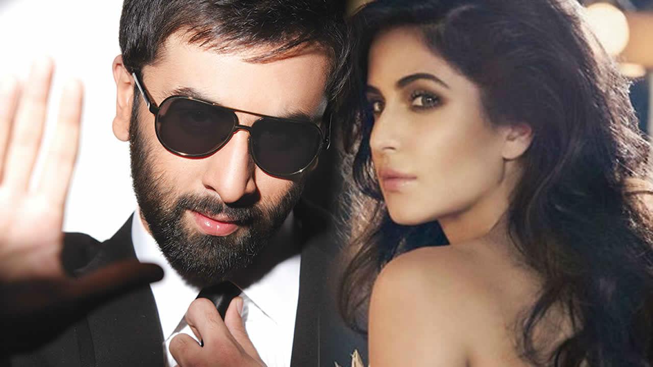 Ranbir Kapoor and Katrina Kaif TeCake