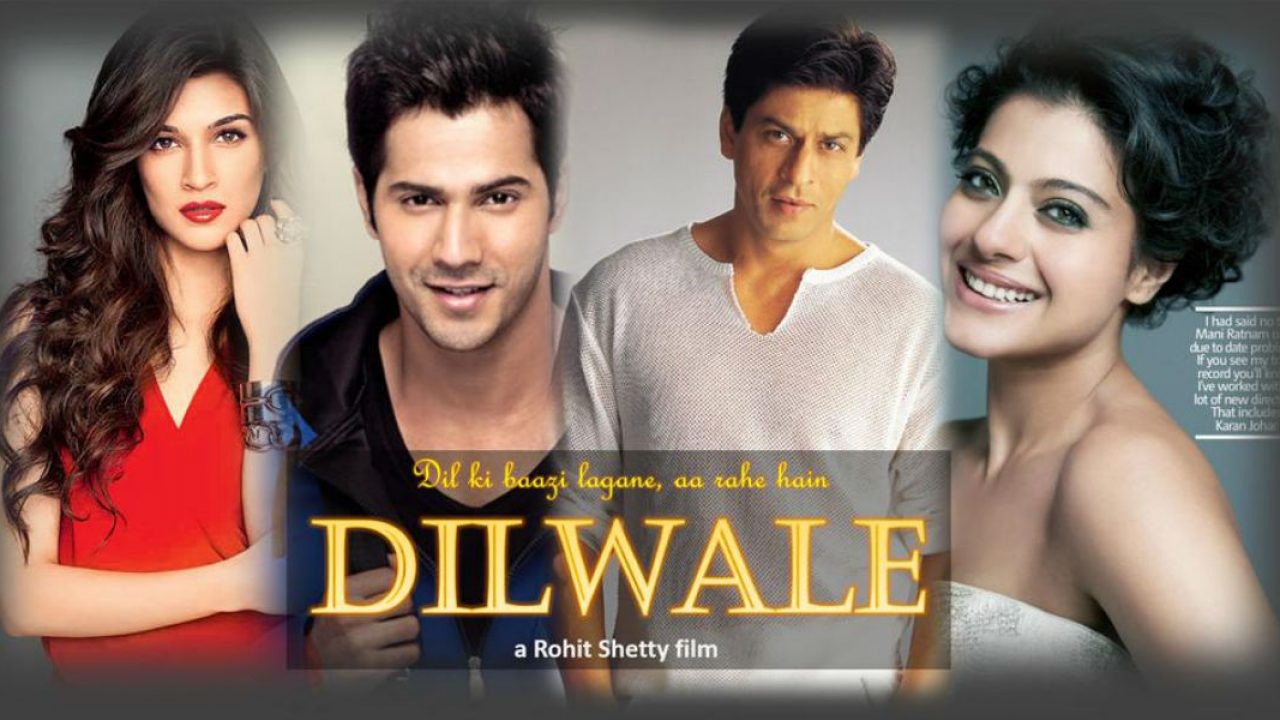 Srk Confirms Release Date For Dilwale As December 18