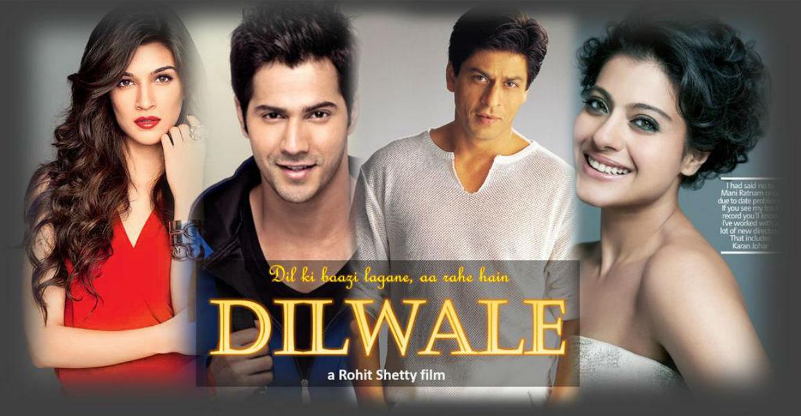 Rohit Shetty's Dilwale TeCake