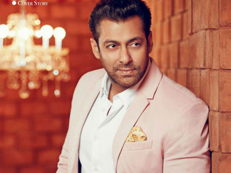 Salman Khan in Hello Magazine for its Latest June Edition