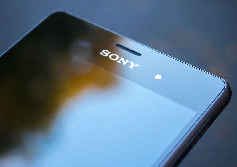 Sony Xperia Smartphone TeCake