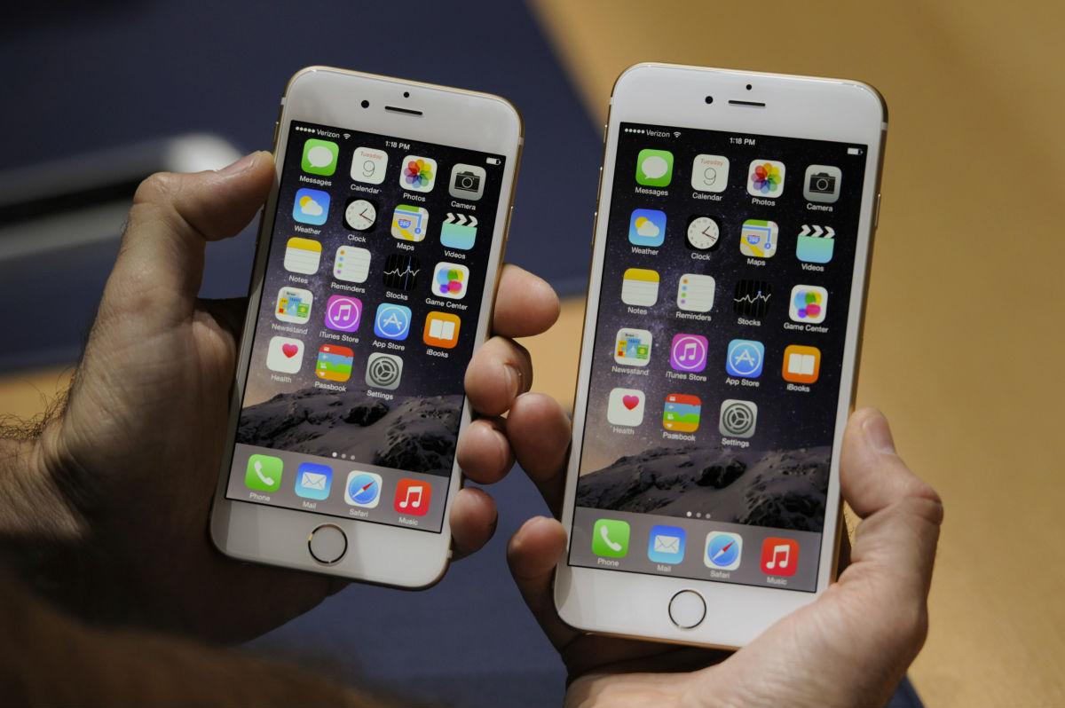 iPhone 6 and iPhone 6 Plus TeCake