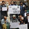 uber protest tecake