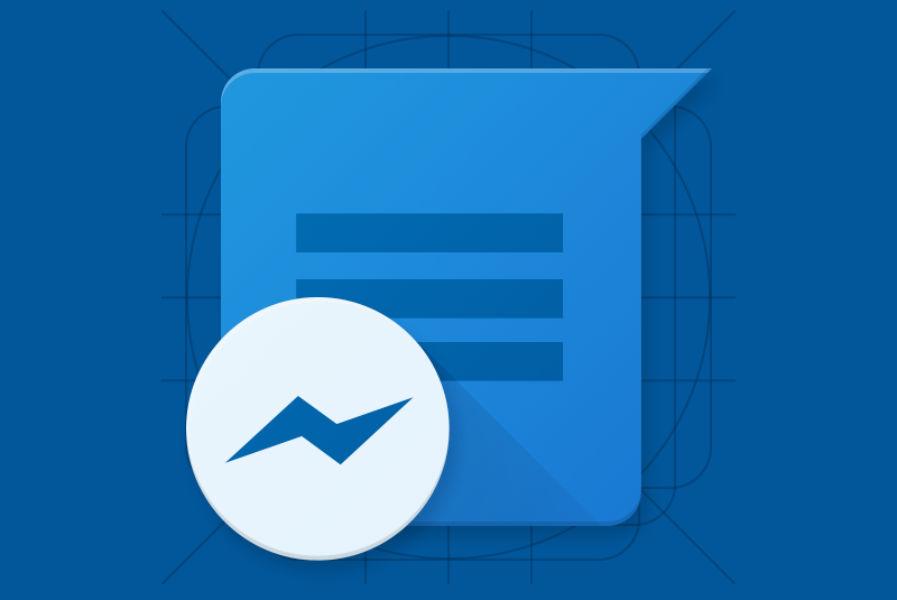 Facebook Messenger TeCake