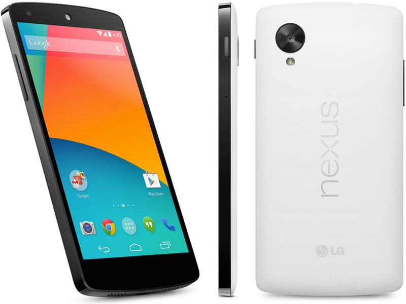 Google Nexus 5 by LG TeCake