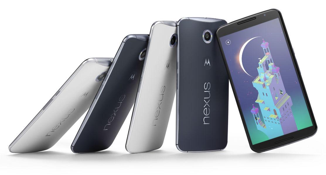 Google Nexus 6 by Motorola TeCake