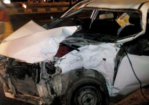 Hema Malini accident- Alto- TeCake