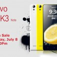 Lenovo K3 Note first Flash Sale TeCake