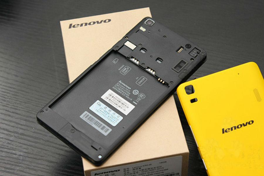 Lenovo K3 Note Smartphone under the hood TeCake