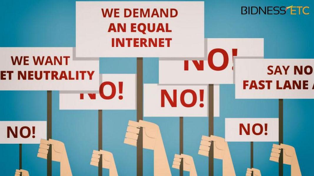 Net Neutrality - bidnessetc