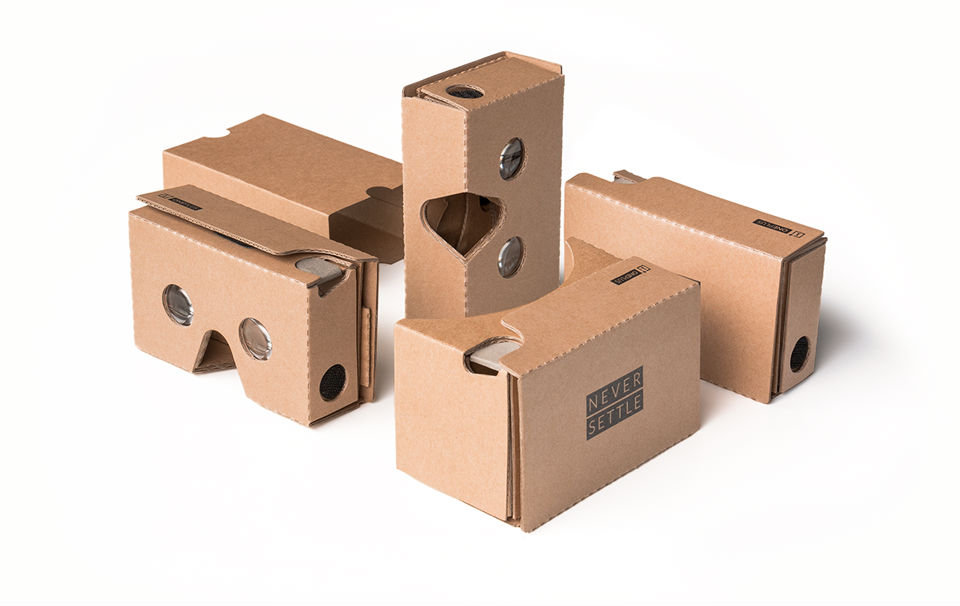 OnePlus Cardboard - TeCake