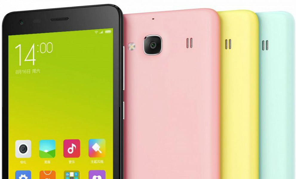 Redmi 2 smartphone TeCake