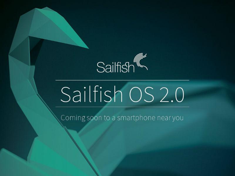 Sailfish OS 2.0 TeCake