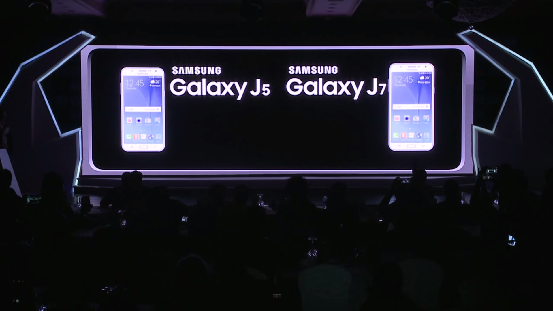 Samsung Galaxy J5 and Galaxy J7 TeCake