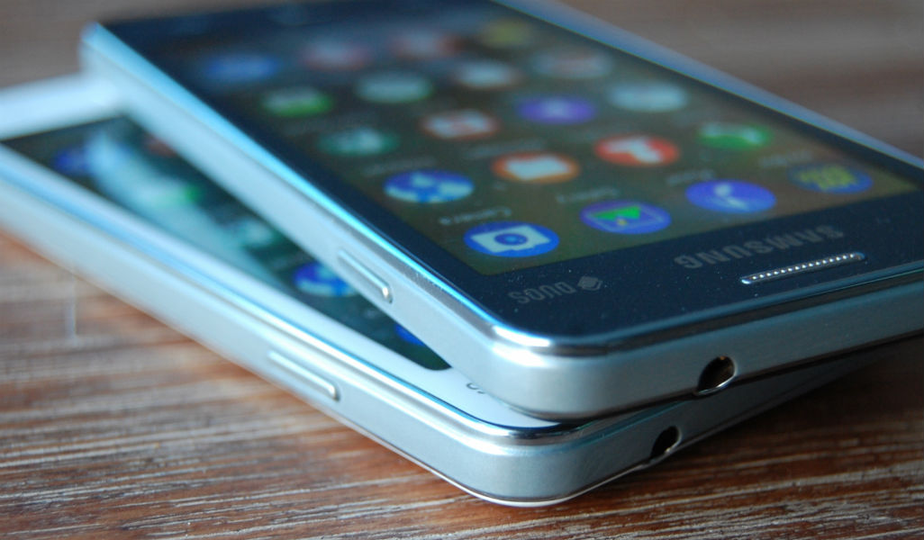 Samsung Z1 TeCake