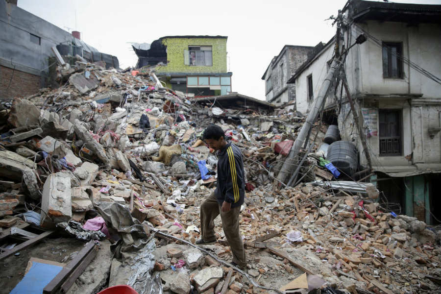 India and 26 other nations to develop early earthquake warning system to save human casualities
