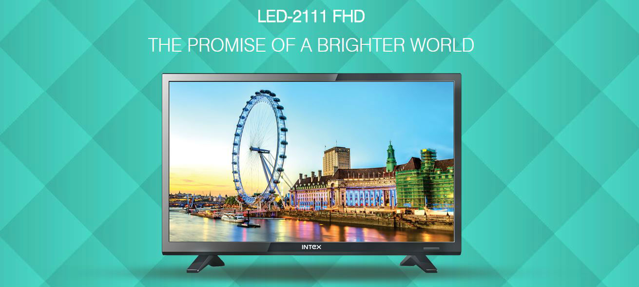 2111-FHD, 21-inch full HD LED television at Rs 9,990