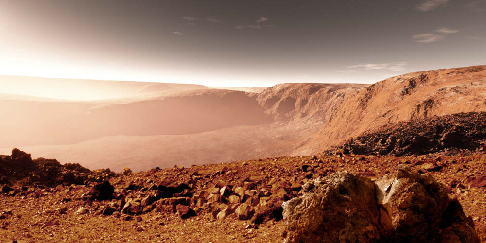 Scientists found Martian gem stone, first direct evidence that hints at alien life!