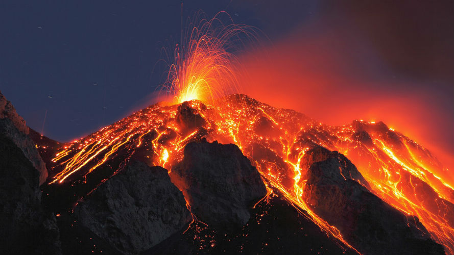 Volcanic eruptions might have slowed down global warming, claims study