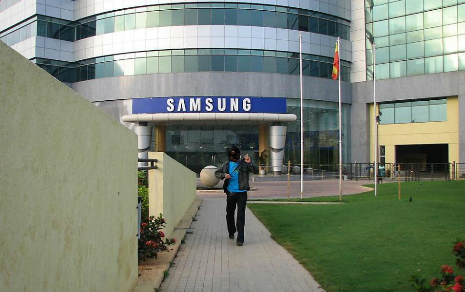 Samsung Bengaluru - The TeCake
