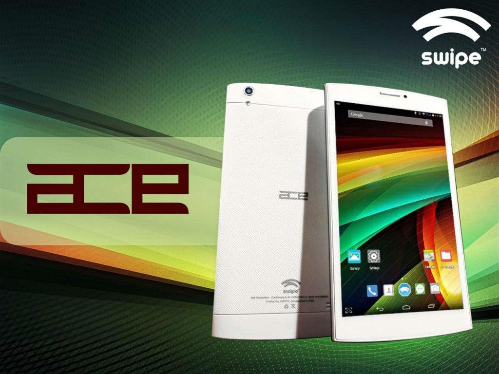 Swipe ACE tablet - The TeCake
