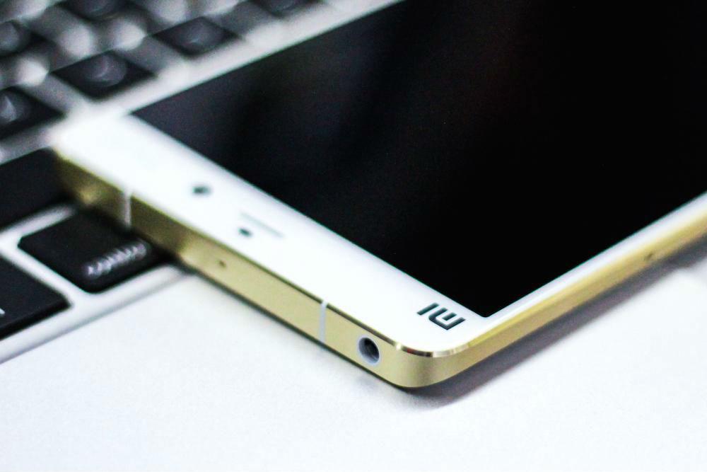 Xiaomi Mi Note - The TeCake