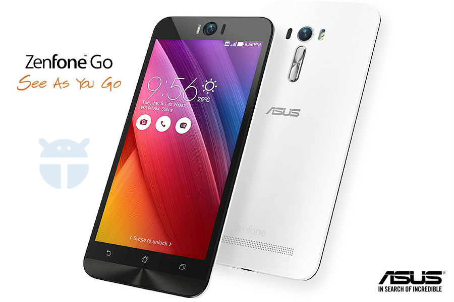 Asus ZenFone Go - The TeCake