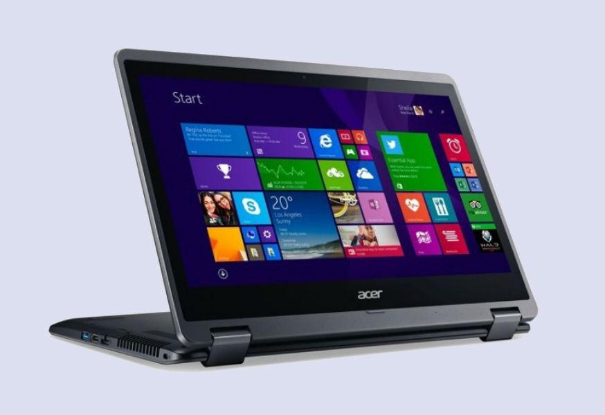Acer Aspire R14 - The TeCake