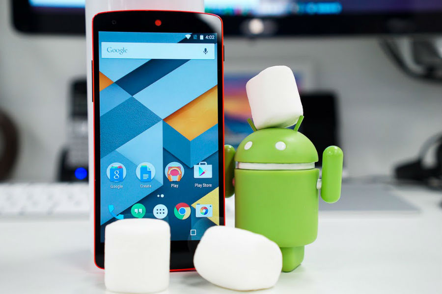 Android 6.0 Marshmallow - The TeCake