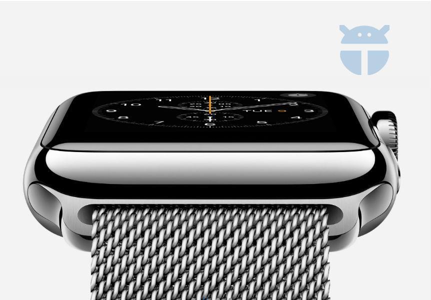 Apple Watch - The TeCake