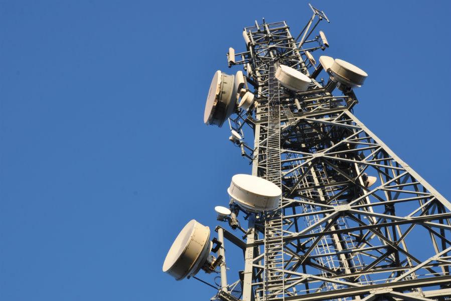 Cellphone Tower - The TeCake