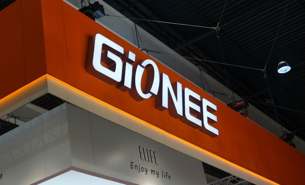 Gionee - The TeCake